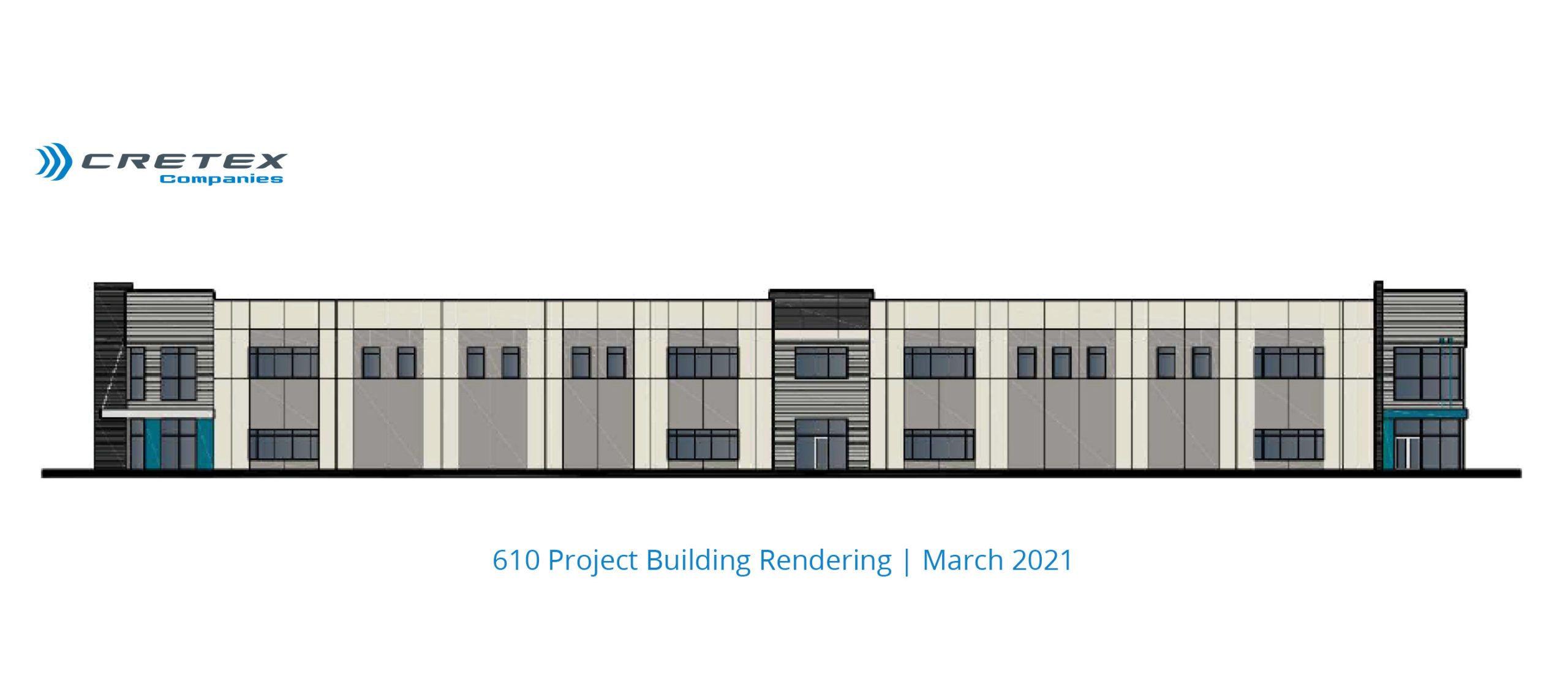 610 Project Building Rendering March 2021